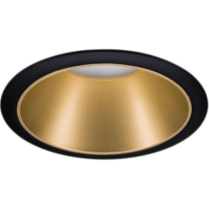Фото - Светильник Paulmann Встраиваемый светодиодный Cole Coin 93403 встраиваемый светодиодный светильник paulmann 92537