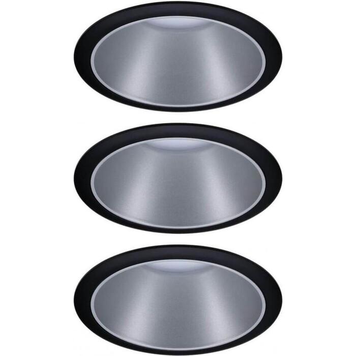 Фото - Светильник Paulmann Встраиваемый светодиодный Cole Coin 93408 встраиваемый светодиодный светильник paulmann 92537