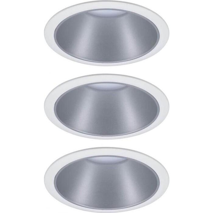 Светильник Paulmann Встраиваемый светодиодный Cole Coin 93410