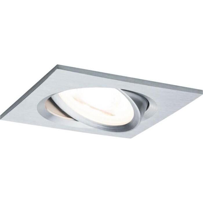 Фото - Светильник Paulmann Встраиваемый светодиодный Nova Coin Led 93455 встраиваемый светодиодный светильник paulmann 92537