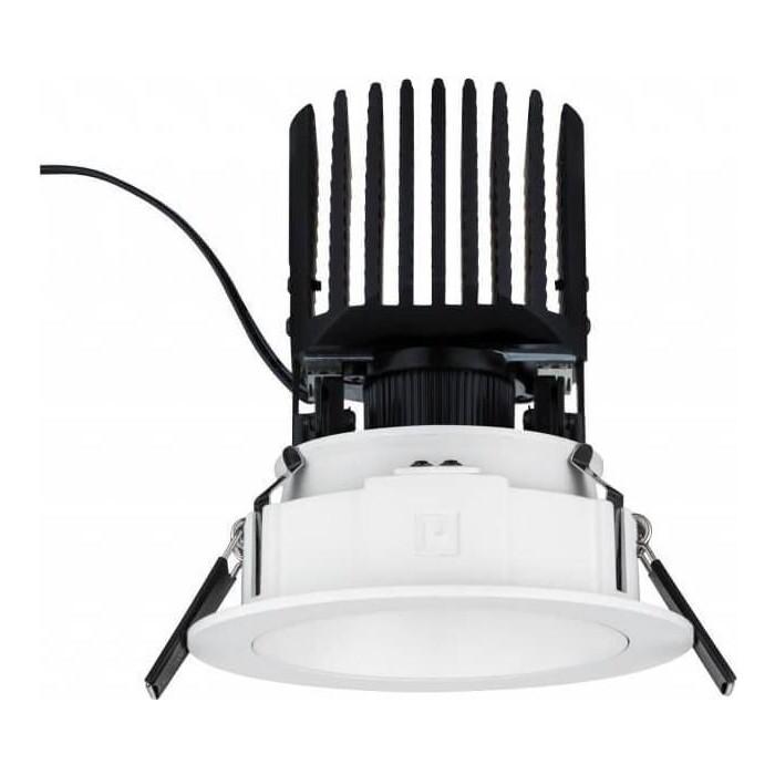 Фото - Светильник Paulmann Встраиваемый светодиодный Premium Luca 92652 встраиваемый светодиодный светильник paulmann 92537