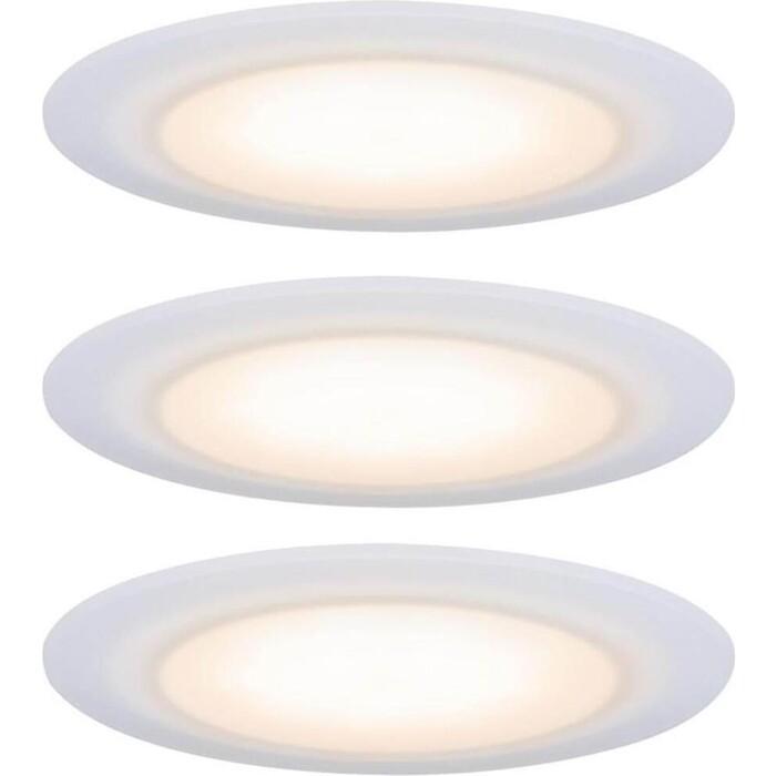 Фото - Светильник Paulmann Встраиваемый светодиодный Suon 99942 встраиваемый светодиодный светильник paulmann 92537