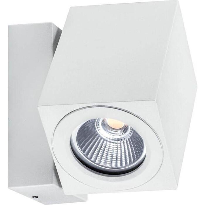 Светильник Paulmann Уличный настенный светодиодный Cube 93782