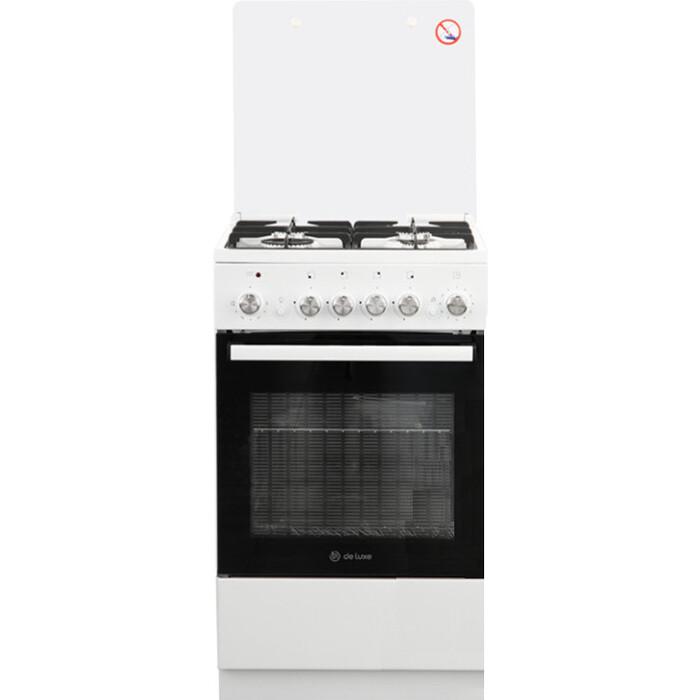Комбинированная плита De Luxe 5040.40гэ (кр) ЧР
