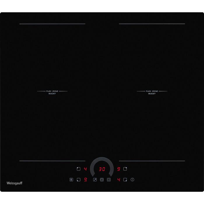 Индукционная варочная панель Weissgauff HI 642 BFZC
