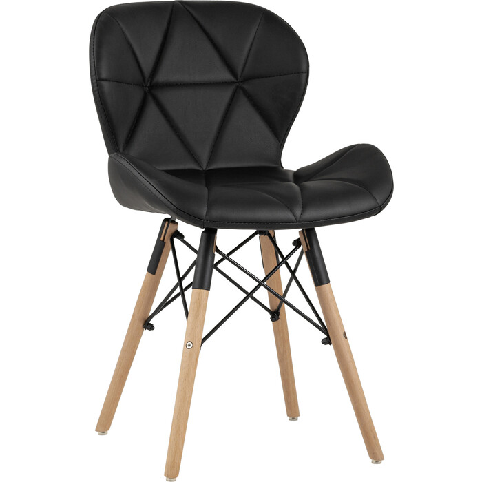 Стул Stool Group Бон экокожа DC-19122601 black