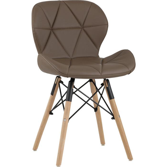 Фото - Стул Stool Group Бон экокожа DC-19122601 brown стул stool group космос пу gadgets brown