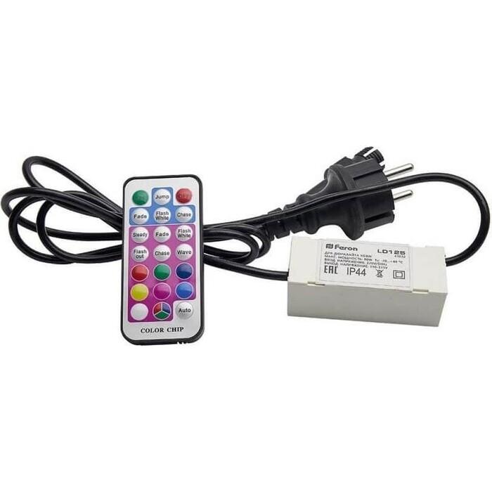 Контроллер Feron 2W для дюралайта LEDR2W 41032