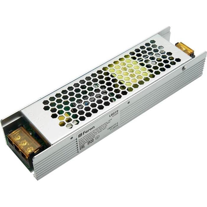 Блок питания Feron LB019 24V 100W IP20 4,16A 41059