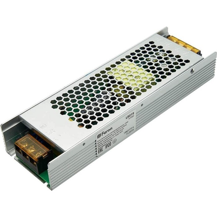 Блок питания Feron LB019 24V 150W IP20 6.25A 41060