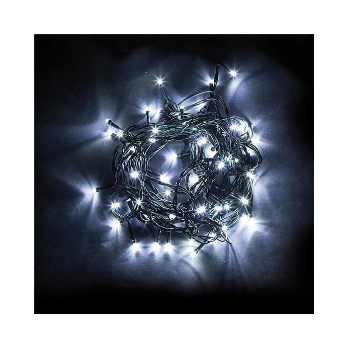 Гирлянда Feron Светодиодная 15 веток 230V 5000K холодный белый с мерцанием CL93 32955