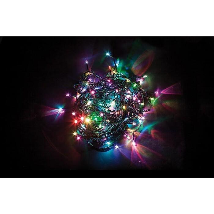 Гирлянда Feron Светодиодная 15 веток 230V разноцветная с мерцанием CL93 32953