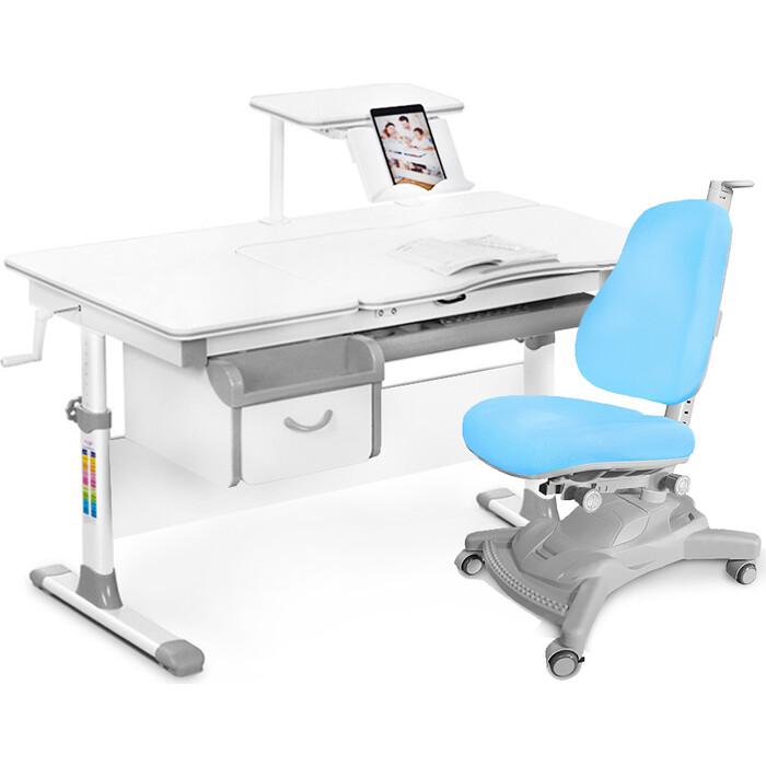 Комплект (стол+полка+кресло+чехол) Mealux Evo-40 G (Evo-40 + Y-418 KBL)