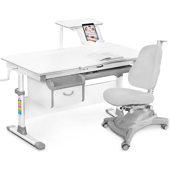 Комплект (стол+полка+кресло+чехол) Mealux Evo-40 G (Evo-40 + Y-418 G)