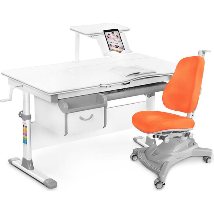 Комплект (стол+полка+кресло+чехол) Mealux Evo-40 G (Evo-40 + Y-418 KY)