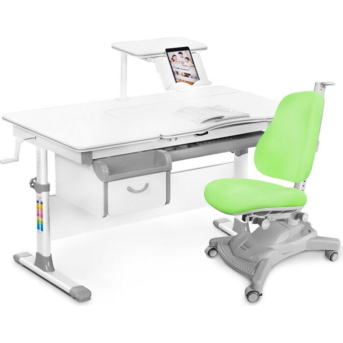 Комплект (стол+полка+кресло+чехол) Mealux Evo-40 G (Evo-40 + Y-418 KZ)