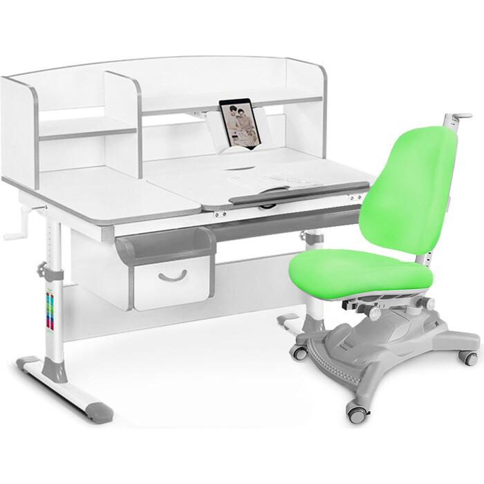 Комплект (стол+полка+кресло+чехол) Mealux Evo-50 G (Evo-50 + Y-418 KZ)
