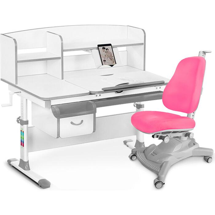 Комплект (стол+полка+кресло+чехол) Mealux Evo-50 G (Evo-50 + Y-418 KP)