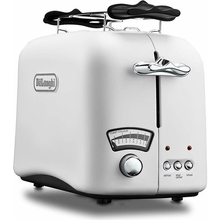 Тостер DeLonghi CT 021.W1