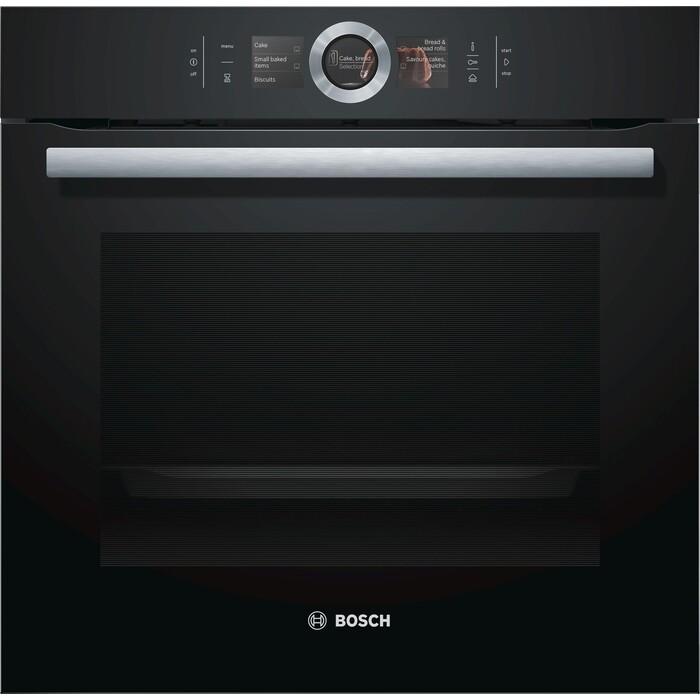 Электрический духовой шкаф Bosch Serie 8 HSG636BB1