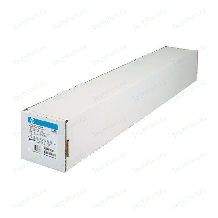 Широкоформатная бумага HP А0, 90 г/м2 (C6036A)