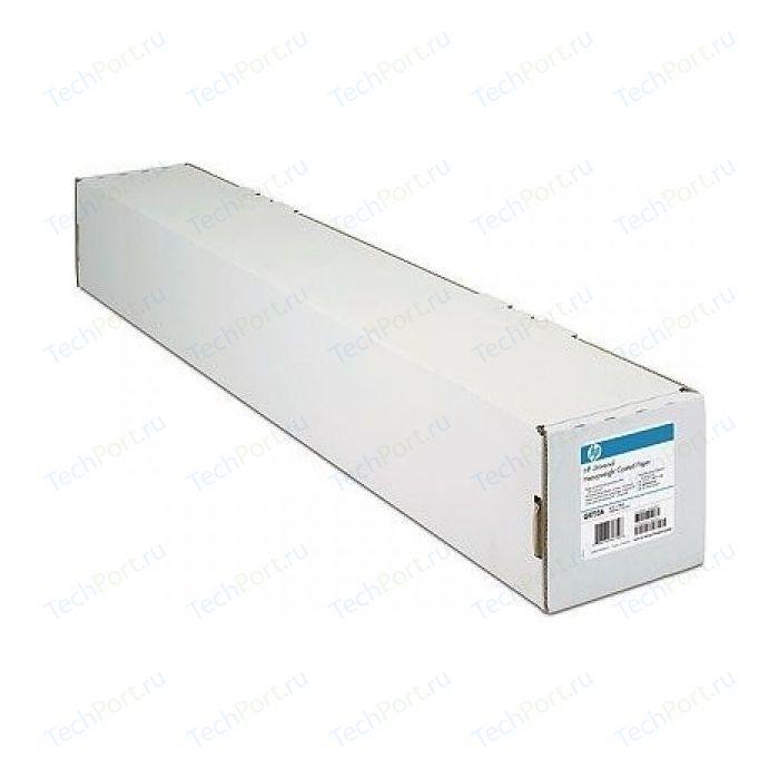 Бумага HP бумага универсальная для плоттера Q1397A