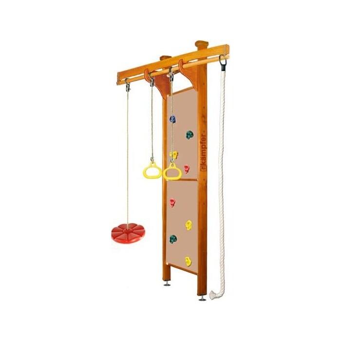 Детский спортивный комплекс Kampfer Swift Ceiling №2 Ореховый Стандарт