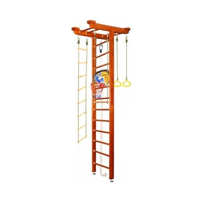 Детский спортивный комплекс Kampfer Big Sport Ceiling Basketball Shield №3 Классический Высота 3 м