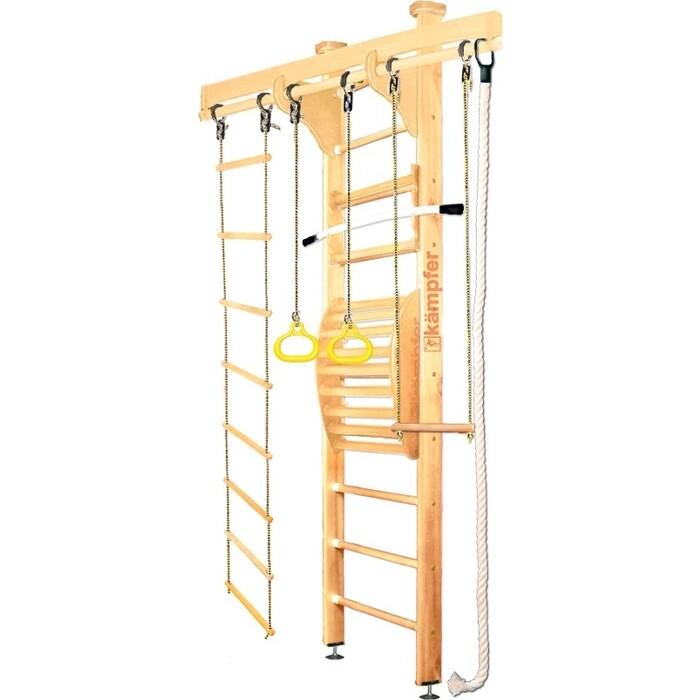 Детский спортивный комплекс Kampfer Wooden Ladder Maxi Ceiling №1 Натуральный Стандарт