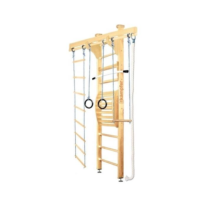 Шведская стенка Kampfer Wooden Ladder Maxi Ceiling №3 Классический Стандарт