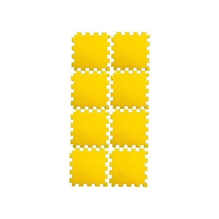 Будо-мат Kampfer №8 желтый