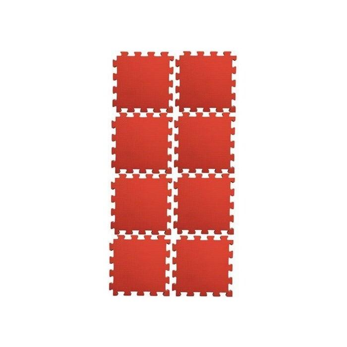 Будо-мат Kampfer №8 красный
