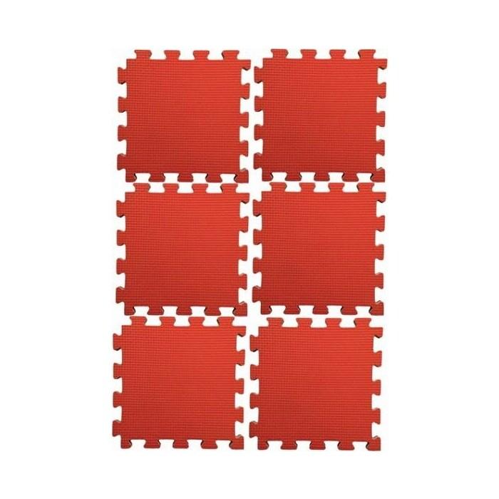 Будо-мат Midzumi №6 красный
