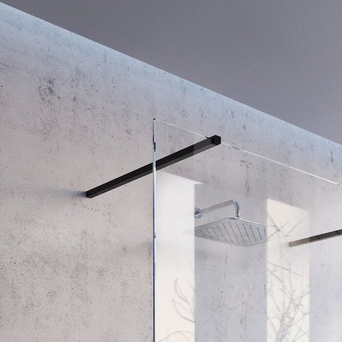 Кронштейн Ravak Walk-In Wall/Corner W SET-1000 черный (GWD010003019)