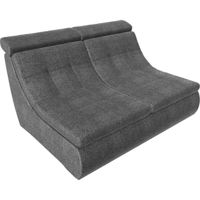 Модуль Лига Диванов Холидей Люкс раскладной диван рогожка серый модуль лига диванов холидей раскладной диван рогожка бежевый