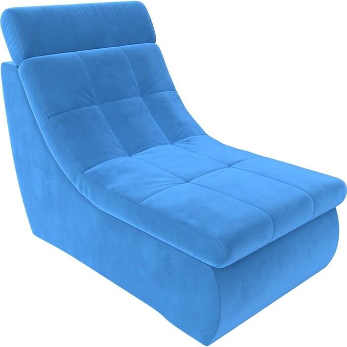 Фото - Модуль Лига Диванов Холидей Люкс кресло велюр голубой модуль удлинительный кремлевская люкс 3х2x2 1 м