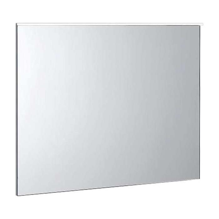 Зеркало Geberit Xeno 90 с подсветкой (500.522.00.1) зеркало geberit option 60 с подсветкой 500 586 00 1