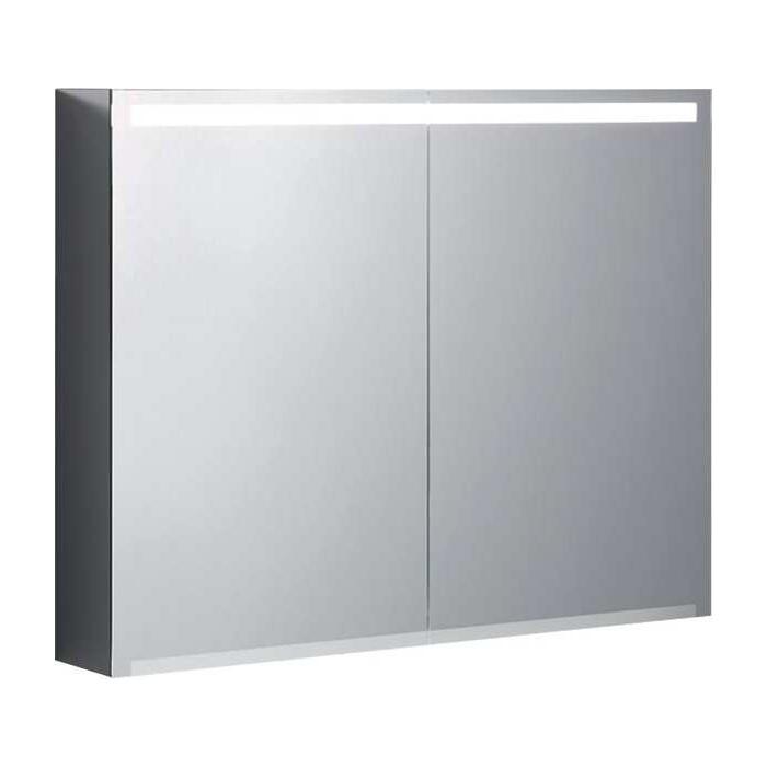 Зеркальный шкаф Geberit Option 90 с подсветкой (500.583.00.1)
