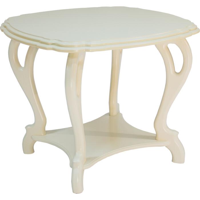 Стол журнальный Мебелик Кофейный П дуб шампань