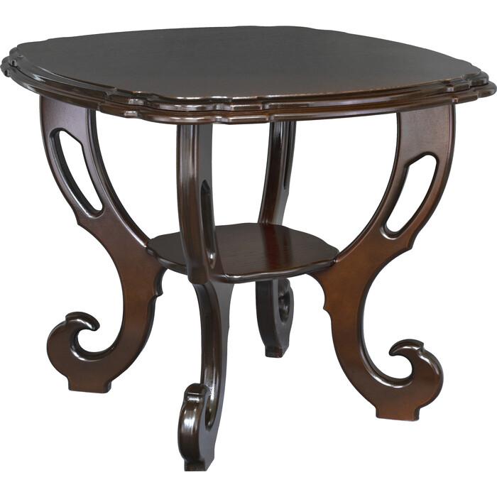 Стол журнальный Мебелик Кофейный орех