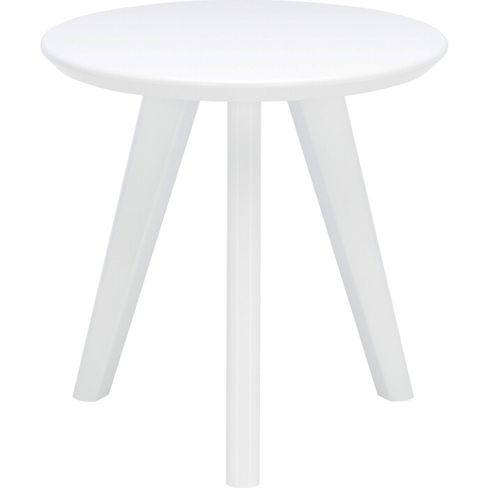 Столик Мебелик Лоренцо малый молочный дуб