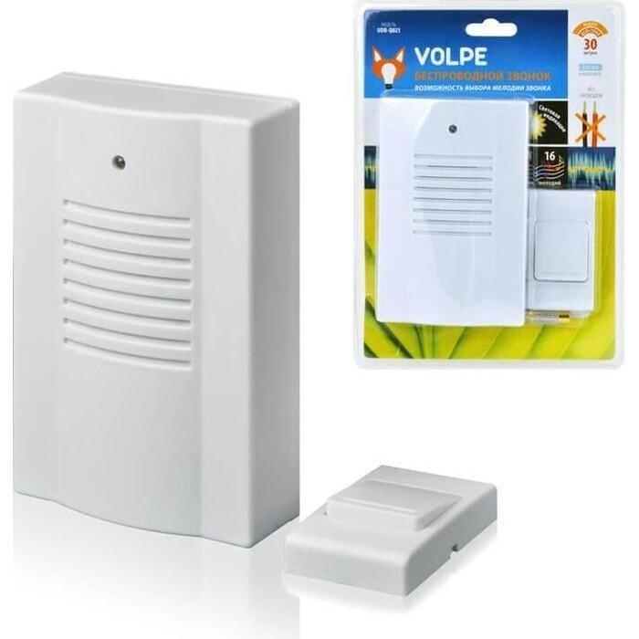 Звонок Volpe беспроводной (11014) UDB-Q021 W-R1T1-16S-30M-WH