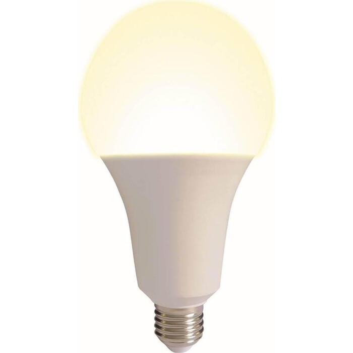 Лампа Volpe светодиодная (UL-00005607) E27 35W 3000K матовая LED-A95-35W/3000K/E27/FR/NR