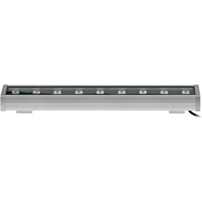 Прожектор Volpe светодиодный (UL-00001430) ULF-Q552 9W/NW IP65 Silver светильник светодиодный накладной led volpe ult q218 14w nw ip65