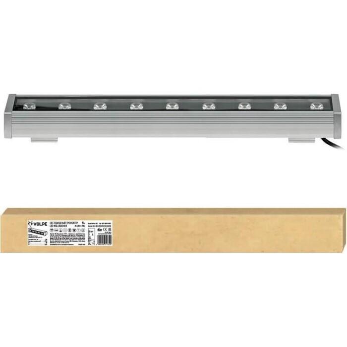 Прожектор Volpe светодиодный (UL-00001432) 9W 2700K ULF-Q552 9W/WW IP65 Silver