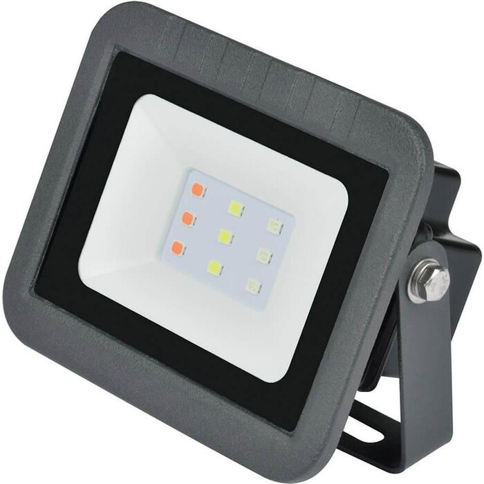 Прожектор Volpe светодиодный (UL-00002561) 10W RGB ULF-Q511 10W/RGB IP65 220-240B Black