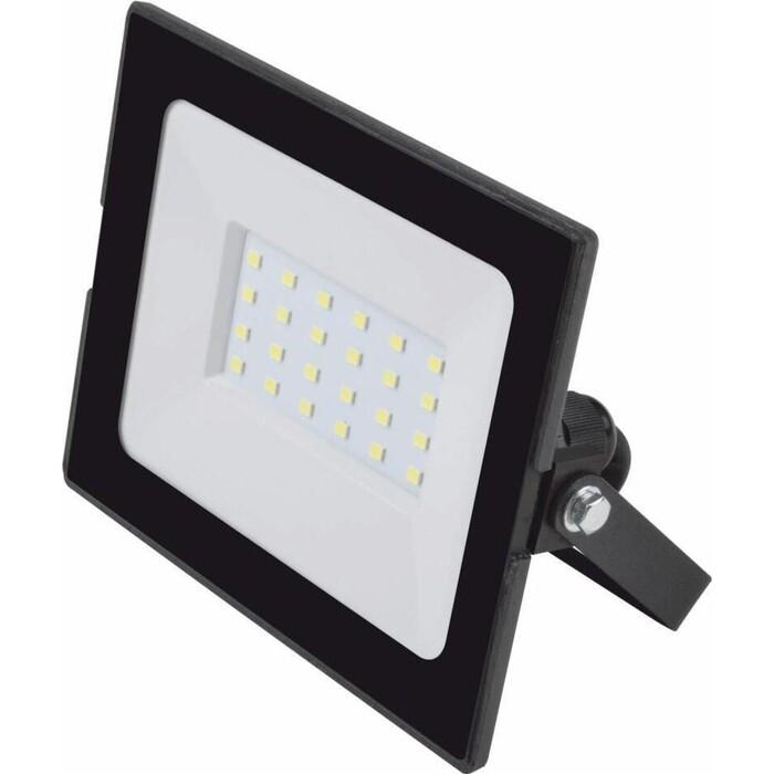 Прожектор Volpe светодиодный (UL-00005811) ULF-Q513 30W/RED IP65 220-240B BLACK светильник volpe уличный светодиодный консольный ul 00006084 ulv q610 30w 6500к ip65 black