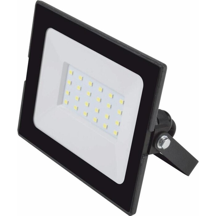 Прожектор Volpe светодиодный (UL-00005811) ULF-Q513 30W/RED IP65 220-240B BLACK