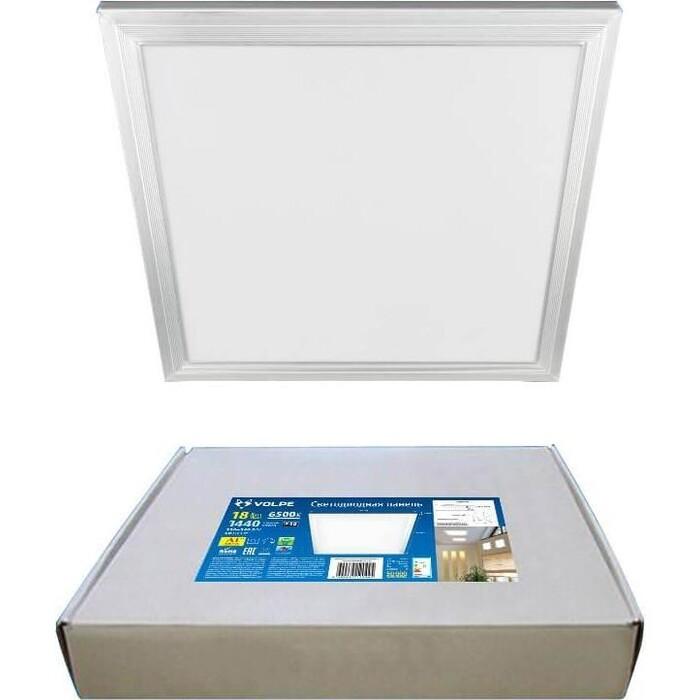 Светильник Volpe Встраиваемый светодиодный (UL-00005344) ULP-Q107 3030-18W/4000K WHITE