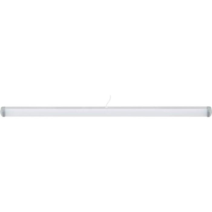 Светильник Volpe Потолочный светодиодный (UL-00000452) ULO-Q141 AL60-18W/NW Silver